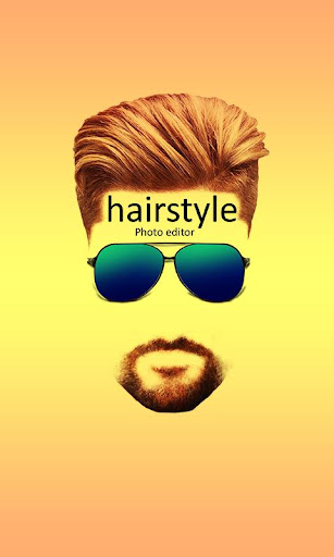 Hair Style Photo Editor screenshot 1
