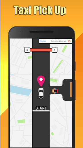 Taxi Pick Up - New screenshot 1