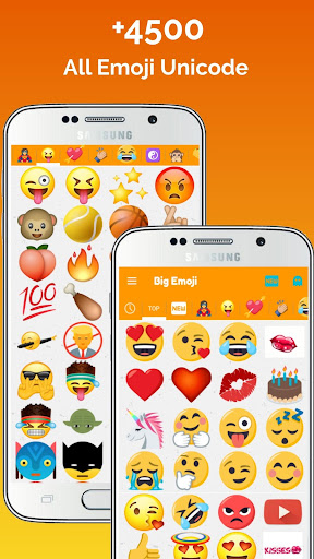 Big Emoji screenshot 1