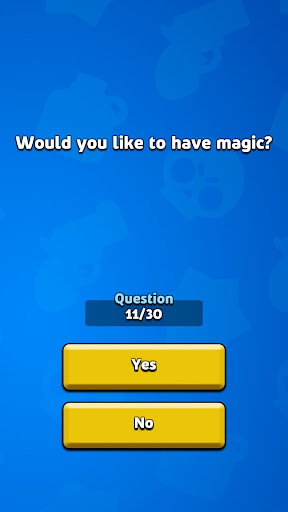 TEST: Who are you from Brawl Stars? screenshot 2
