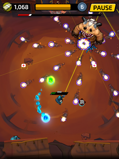 Impossible Space screenshot 14