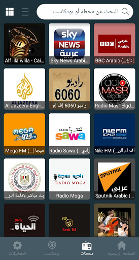 Radio Egypt راديو مصر screenshot 4