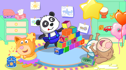 Baby Care Game screenshot 1