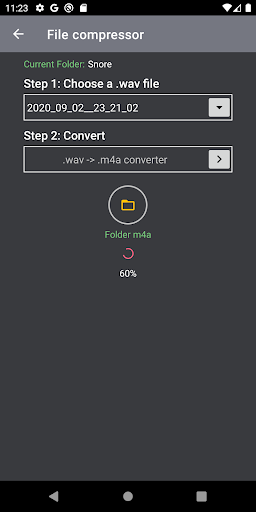 Voice Activated Recorder screenshot 8