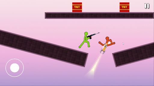 Stickman Fight Supreme Warriors screenshot 1