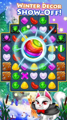 Candy Royal screenshot 1