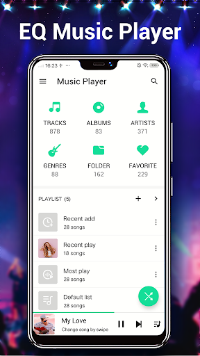 Music Player - MP3 Player screenshot 2