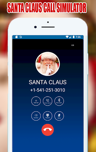 Surprise Call From Santa Claus Simulator screenshot 4