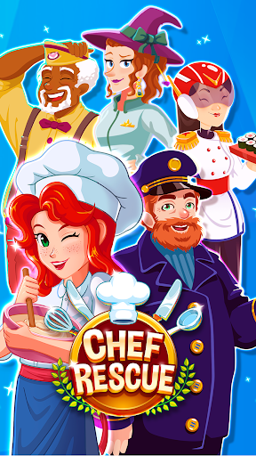 Chef Rescue screenshot 1