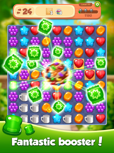 Candy N Cookie : Match3 Puzzle screenshot 20