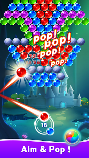 Bubble Shooter Legend screenshot 6