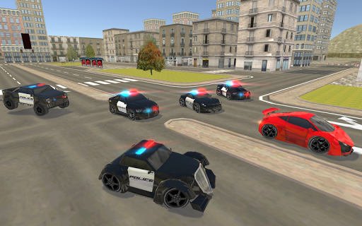 Police Chase screenshot 6
