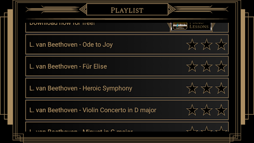Best Piano Lessons Beethoven screenshot 2