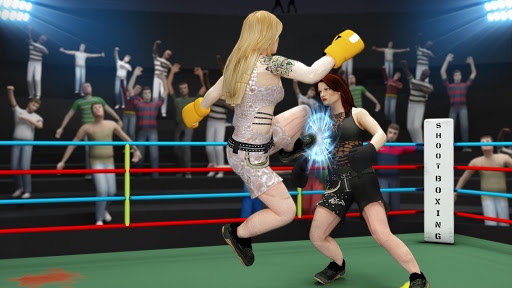 Kickboxing Fighting Games screenshot 4
