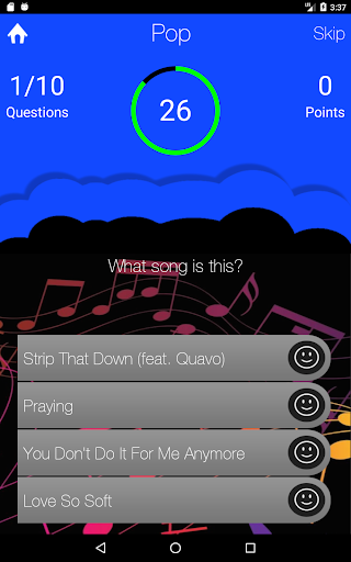 Top Songs Quiz screenshot 9