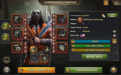 Z Day: Hearts of Heroes | MMO Strategy War screenshot 6