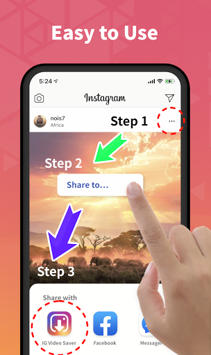 IG Video Saver For Instagram - Instake screenshot 3