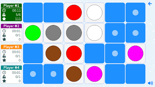Memory cards free game. Pairs. Concentration. screenshot 19