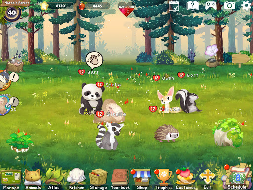 Animal Forest screenshot 12