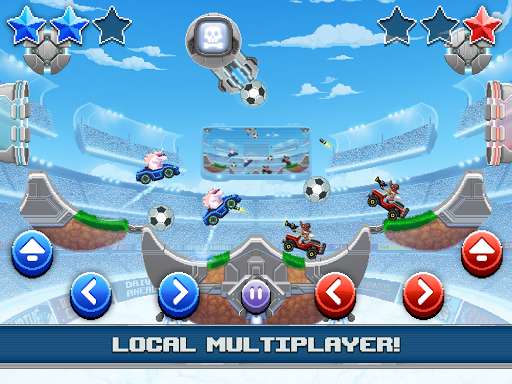 Drive Ahead! Sports screenshot 8