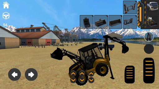 Excavator Simulator 2020 screenshot 1