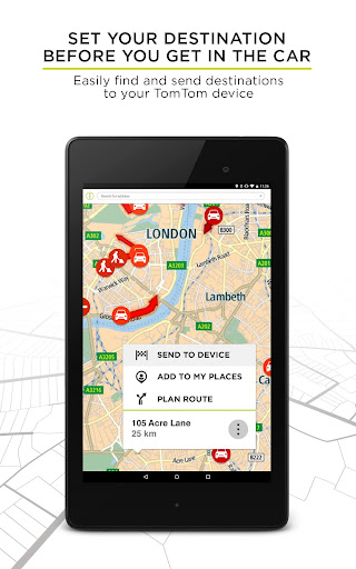 TomTom MyDrive screenshot 8