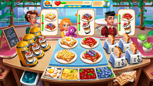 Cooking Sizzle screenshot 1