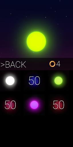 New Game Tap 2020! Space Rings Ball screenshot 2