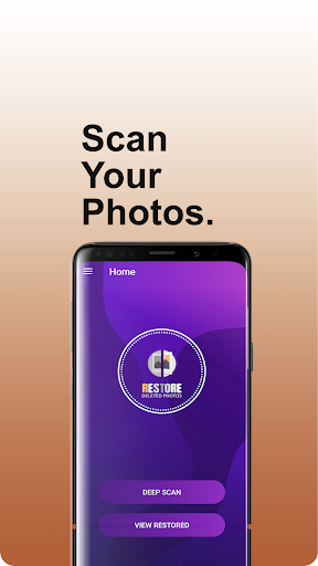 Restore My All Deleted Photos screenshot 1