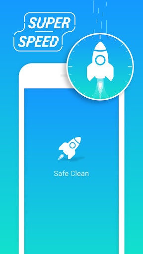 Safe Clean&Speed up Cleaner Power saving Cleaner screenshot 1