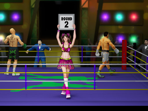 Kickboxing Fighting Games screenshot 11