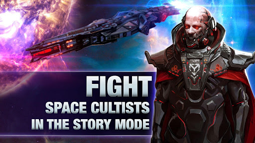 Star Conflict Heroes screenshot 6