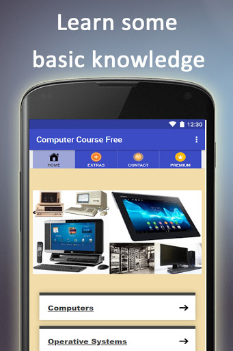 Computer Basic Course Free 屏幕截图 3