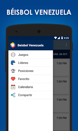 Baseball Venezuela 2020 - 2021 screenshot 8