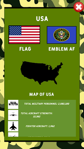 Armies of the countries of the world | With Flags captura de tela 1