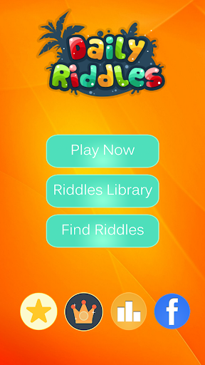 Daily Riddles-Quizz Puzzle screenshot 1