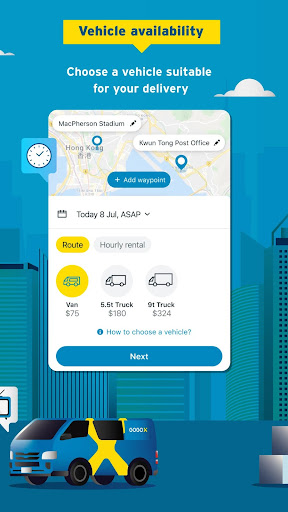GOGOX (formerly GOGOVAN)-Your Delivery App screenshot 4