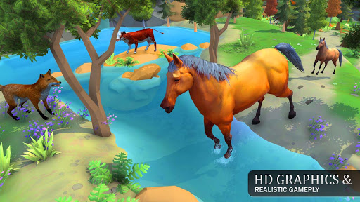 Horse Derby Survival Game: Free Horse Game screenshot 6