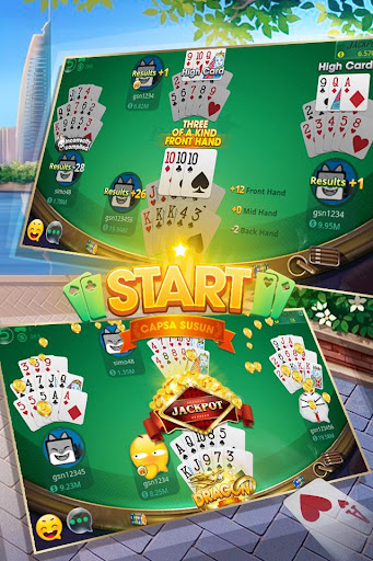 Pusoy - Best Chinese Poker for Filipinos screenshot 2