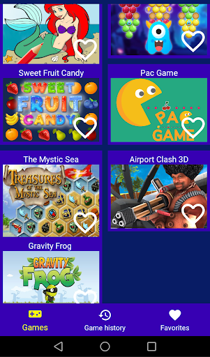 Game collection screenshot 2