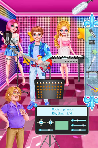 Guitar Princess 2 screenshot 2