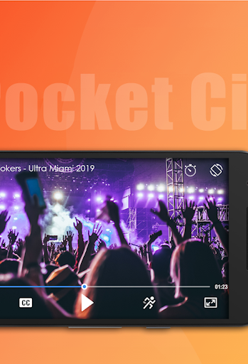 Pocket Cine Pro screenshot 2