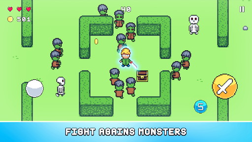 Pixel Legends screenshot 1