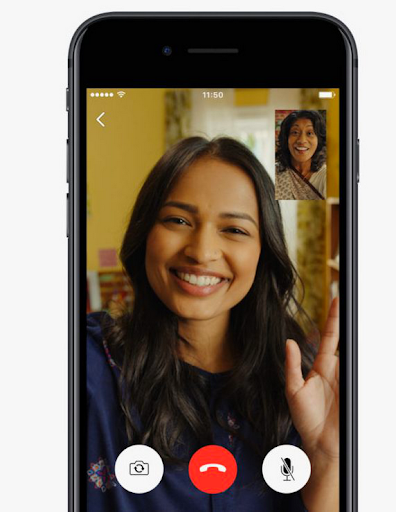 New FaceTime Free Video call & Chat Guide 2021 screenshot 6