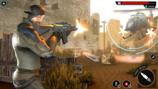 Cover Strike Fire Gun Game: Offline Shooting Games screenshot 19