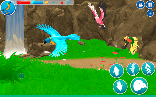 Parrot Simulator screenshot 1