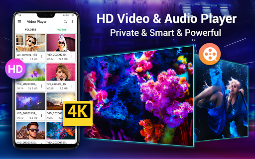 Video Player & Media Player All Format screenshot 1