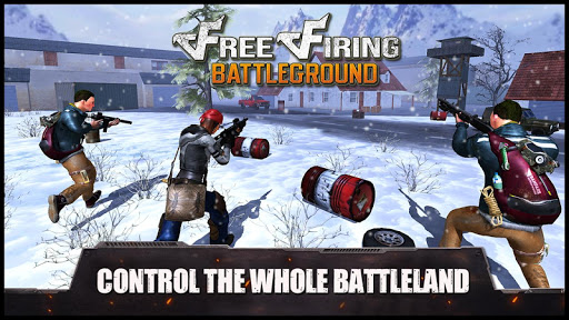 Fire Battleground screenshot 1