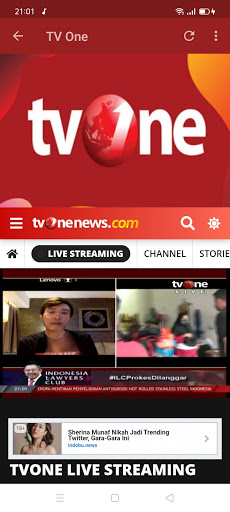 Streaming TV & radio lokal screenshot 4