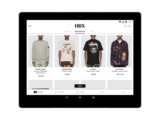 HBX | Shop Latest Fashion & Clothing screenshot 8